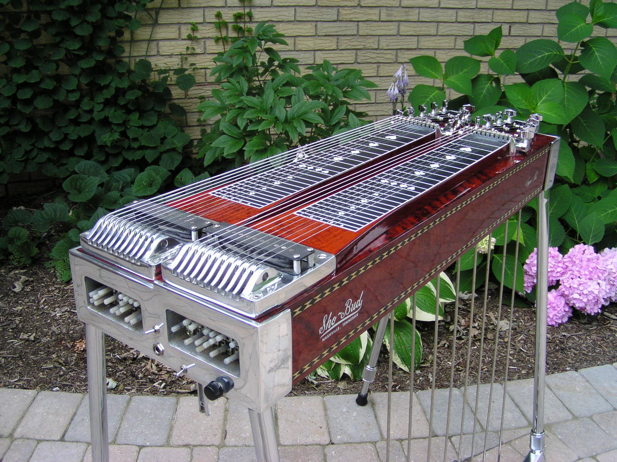 Beard Gold Tone Mahogany Standard Resonator